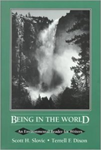 Being in the World cover