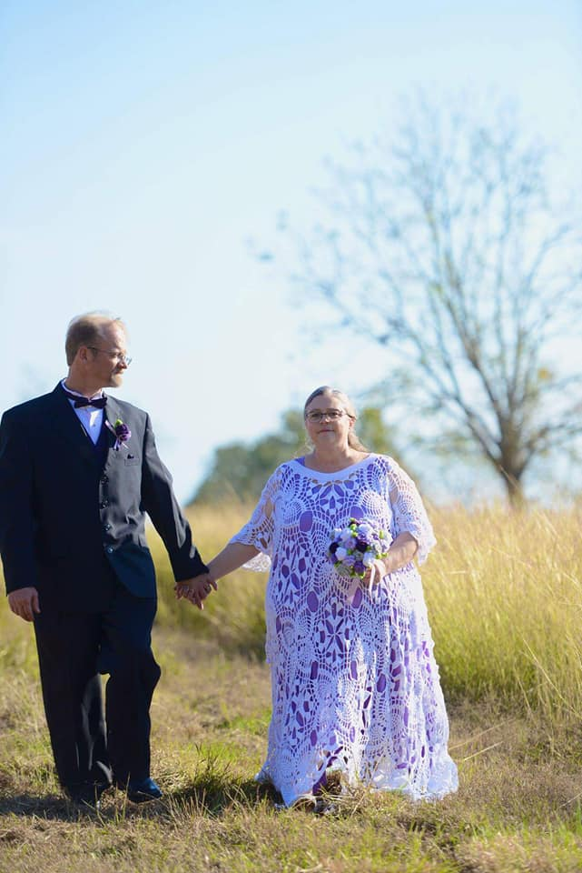 Walking with my bride