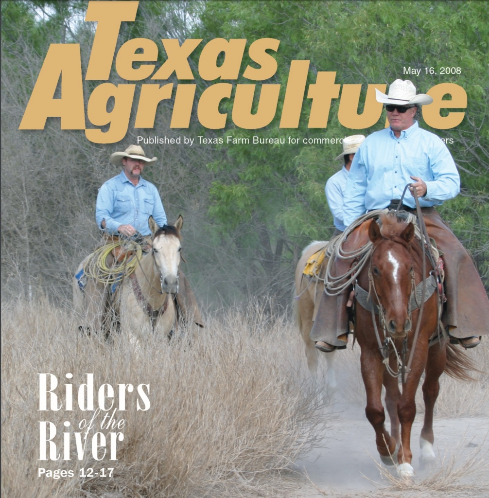 Texas Agriculture, May 2008